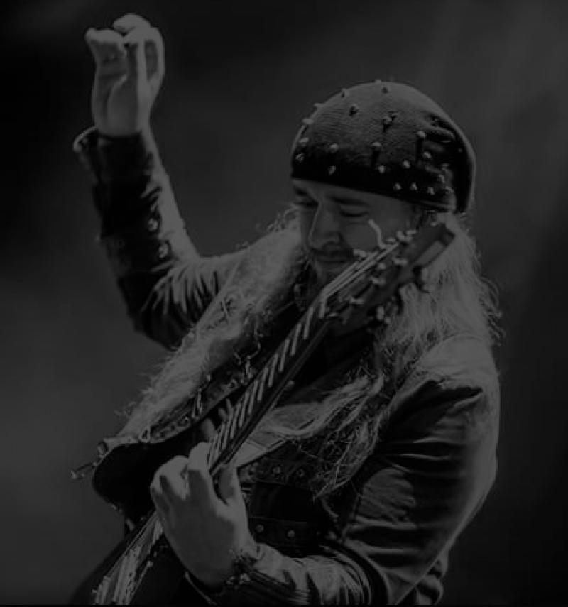 Alberto Rionda Solo Guitarra